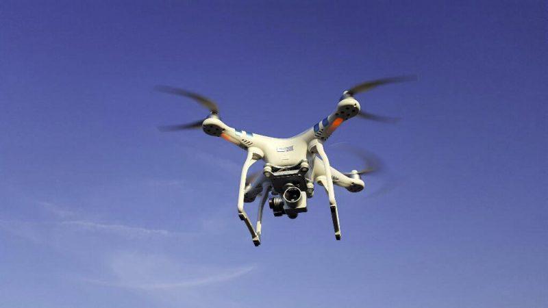 Luftaufnahme Einer DJI Phantom 3