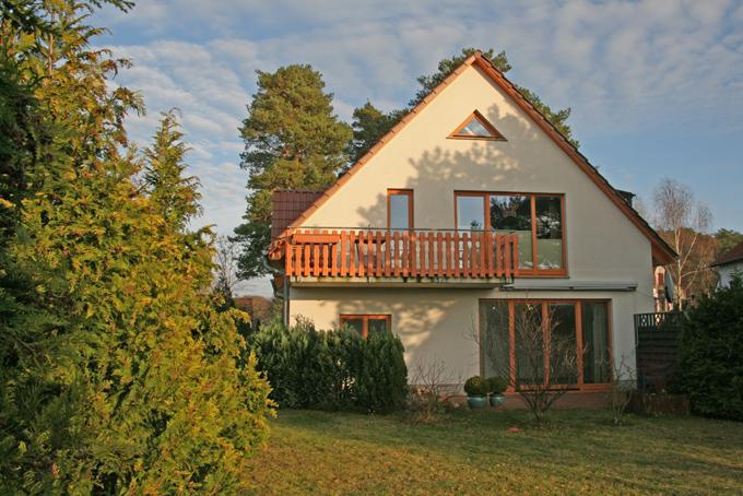 Garten Haus Einfamilien Einliegerwohnung