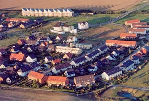 Luftaufnahme von Brinckmanshöhe
