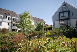 Quartier Hafenblick in Warnemünde
